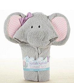 Baby Aspen Elephant Hooded Spa Towel