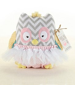 Baby Aspen Knit Owl Plush & Bloomer for Baby