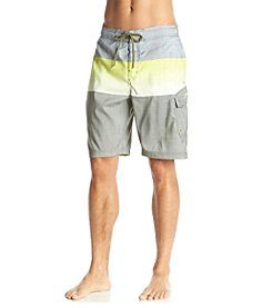 Speedo® Men's Etched Island E-Board Short