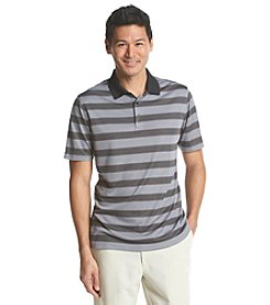 Kenneth Roberts® Men's Multi Stripe Perfromance Polo