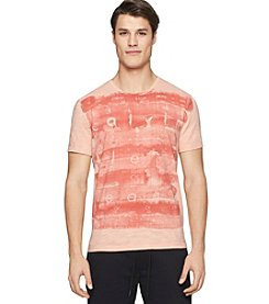 Calvin Klein Jeans® Men's Short Sleeve Watercolor Tee