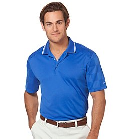 Chaps® Men's Short Sleeve Springwood Solid Golf Polo