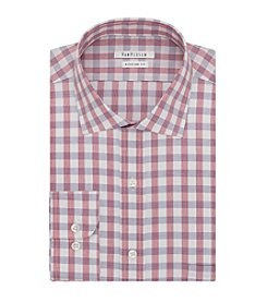 Van Heusen® Men's Check Spread Collar Dress Shirt