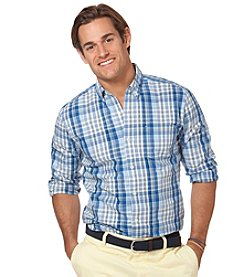 Chaps® Men's Tradewind Plaid Woven