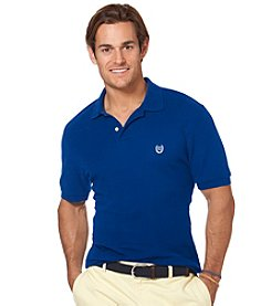 Chaps® Men's Big & Tall Short Sleeve Solid Pique Polo