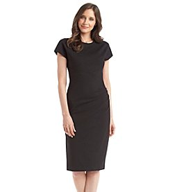 Anne Klein® Seamed Sheath Dress