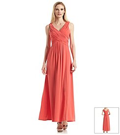 Sangria® Formal Maxi Dress