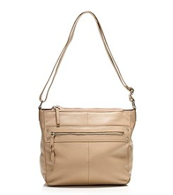 GAL East West Braid Crossbody Bag