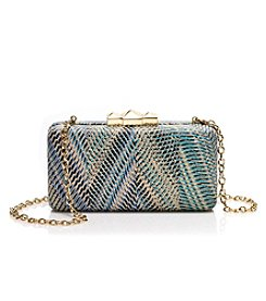 La Regale® Patterned Minaudiere