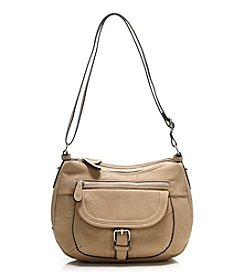 GAL Veg Tanned Pocket Crossbody