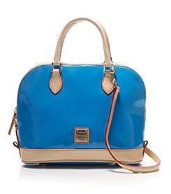 Dooney & Bourke® Patent Zip Zip Satchel
