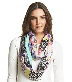 Collection 18 Matisse's Swirl Infinity Loop Scarf