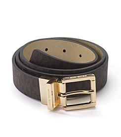 MICHAEL Michael Kors® Reversible Logo Belt
