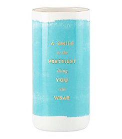kate spade new york® Posy Court Vase