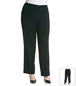 Kasper® Plus Size Dress Pants