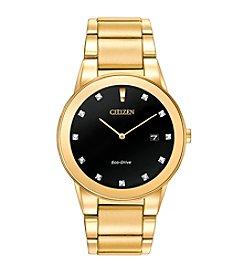 Citizen® Men's Eco-Drive Axiom Diamond Watch