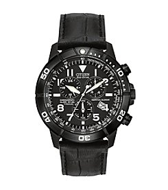 Citizen® Men's Eco-Drive Perpetual Calendar Chronograph Watch