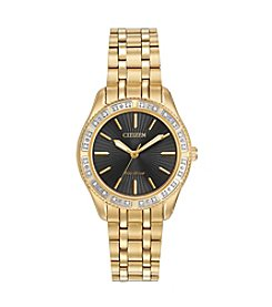 Citizen® Women's Eco-Drive Carina Diamond Watch