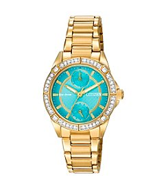 Citizen® Women's Eco-Drive Swarovski Crystal Watch