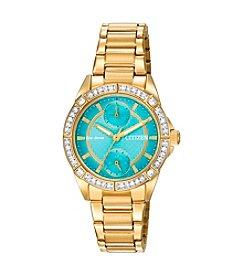 Citizen® Women's Eco-Drive Swarovski Crystal Watch
