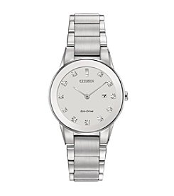 Citizen® Women's Eco-Drive Axiom Diamond Watch