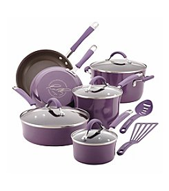 Rachael Ray® Cucina 12-pc. Lavender Cookware Set + $40 Cash Back see offer details