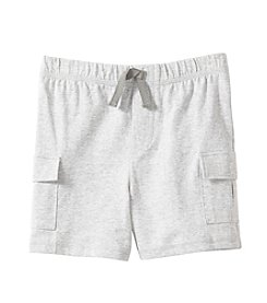 Cuddle Bear® Mix & Match Baby Boys 3-24M Knit Cargo Shorts
