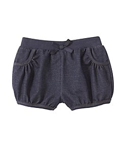 Cuddle Bear® Mix & Match Baby Girls' Knit Bubble Shorts
