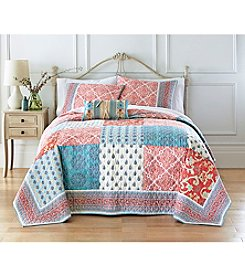 Jessica Simpson Indian Sunrise Quilt Collection