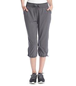 Exertek® Woven Crop Pants