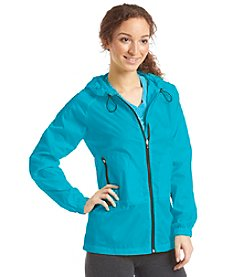 Exertek® Petites' Packable Peplum Jacket