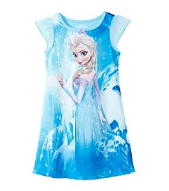 Disney® Girls' 2T-4T Elsa Gown
