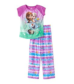 Disney® Girls' 4-8 2-Piece Frozen Character Set
