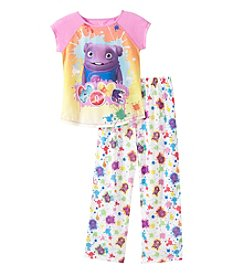 DreamWorks® Home® Girls' 4-8 2-Piece Home Pajama Set