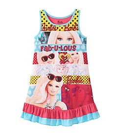 Barbie® Girls' 4-8 Barbie Gown