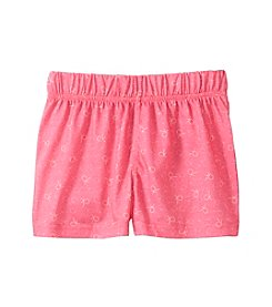 Calvin Klein Girls' 5-16 Logo Shorts