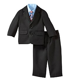 Nautica® Baby Boys' 4-Piece Herringbone Suit Set