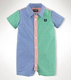 Chaps® Baby Boys' Multi Shortall