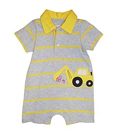 Vitamins Baby® Baby Boys' Construction Romper