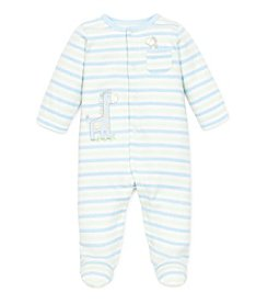 Little Me® Baby Boys' Giraffe Footie