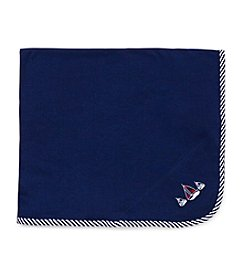 Little Me® Baby Boys' Sailboats Blanket
