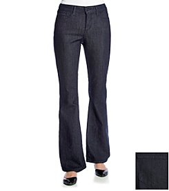 NYDJ® Solid Flare Jeans