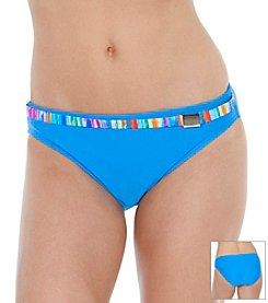 Maidenform® Wave Runner Hipster Swim Bottom
