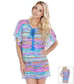 Maidenform® Wave Runner Tunic Swim Coverup