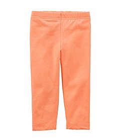 Carter's® Girls' 2T-6X Capri Leggings