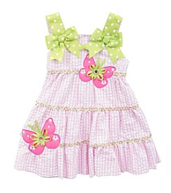 Rare Editions® Girls' 2T-6X Seersucker Dress