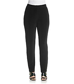Laura Ashley® Trip Ready Ankle Pants