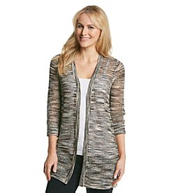 Laura Ashley® Open Lattice Cardigan
