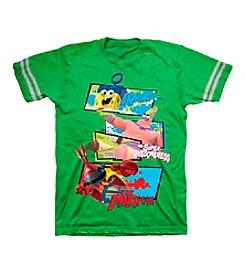 Nickelodeon® Boys' 2T-7 SpongeBob Super Character Tee