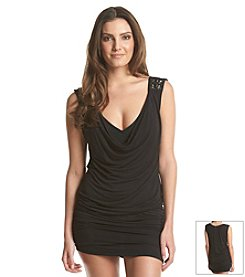 Laundry Glamour Coverup Swim Dress